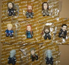 "GAME OF THRONES 3"" VINYL FIGURES FROM TITANS FULL SET OF 10 FIGURES OFFER"