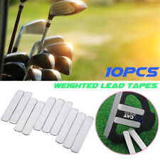 Iron Putter Weighting For Golf Clubs Tape Add Swing Weight Lead Tape Weighted