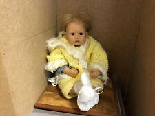Nel de Man Vinyl Puppe 49 cm. Top Zustand
