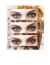 Amber Caramel Brown Eyeshadow & Eyeliner All-Natural Vegan Gentle Mineral Makeup