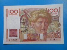 100 francs jeune paysan 9-1-1947 F28/13 SUP+