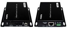 HDbaseT Extender Kit HDMI 2.0 18GBPS 4K 60hz YUV 4:4:4 230FT 70M CAT5e CAT6 NEW