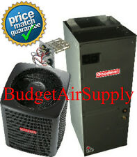 5 ton 16 SEER Goodman Heat Pump  GSZ160601+AVPTC61D14+Tstat+Heat-NEW MODEL