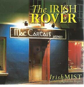 CD album THE IRISH ROVER by IRISH MIST ( JOE GILTRAP & MALCOLM ROGERS )  y45