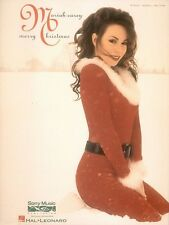 Mariah Carey Merry Christmas Sheet Music Piano Vocal Guitar Songbook N 000306007