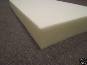 """Mattress Foam Rubber Queen USA Made 5"""" x 60"""" x 80""""  Made in USA !!A+ Quality"""
