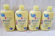 4 packs Johnson'S Head-To-Toe Baby Wash 15oz each
