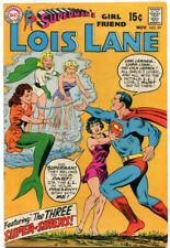 Lois Lane 97 FN+ 7.5 DC 1969 Curt Swan