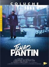 Tchao Pantin - Coluche, Richard Anconina, Phillipe Leotard Bluray/DVD combo