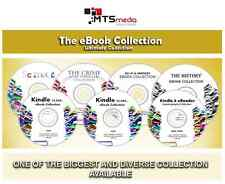 ULTIMATE 7 DISC EBOOK COLLECTION BUNDLE - FOR ALL EREADERS & KINDLE
