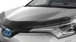 Genuine Toyota C-HR 2016 Onwards Bonnet Deflector PW421-10000