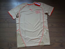 SALE! Switzerland 100% Original Soccer Jersey Shirt M 2006 World Cup 3rd [1848]