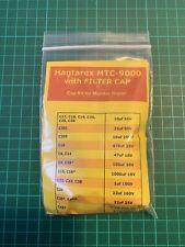 Cap Kit Révision Écran Jeutel Hantarex MTC-9000 Avec Filtre Cap Kit Nichicon