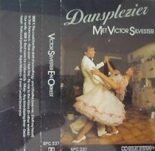 VICTOR SILVESTER - DANSPLEZIER MET - AUDIO-cassette