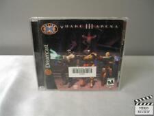 Quake III Arena  (Sega Dreamcast, 2000)