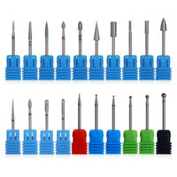 Nail Art Tips Drill File Grinding Tool for Electric Machine Pedicure