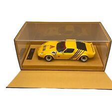 1:18 VAV Models Lamborghini Miura LB Liberty Walk Yellow with case  no 51 of 100