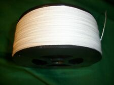 900 SPECTRA DIAMOND BRAIDED CORD STRING 0.9mm EXTREMELY STRONG WHITE DYNEEMA