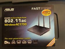 Asus RTAC66U Dual-Band Wireless-AC1750 Gigabit Router