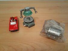 3 Vintage 1998 McDonalds Flubber - Mixing Tank, Weber Robot, Red T Bird.