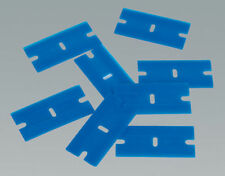 10 Piezas Cuchilla de Afeitar de Plástico, Herramienta De Limpieza Del Lcd