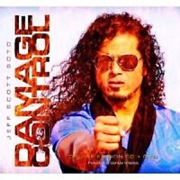 JEFF SCOTT SOTO - DAMAGE CONTROL (LTD.DIGIPAK+BONUS-DVD)  CD + DVD NEW+