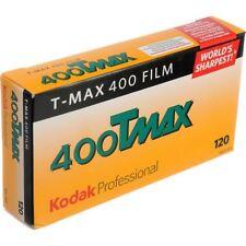 Kodak 400tmax 120 pack de 5 carretes