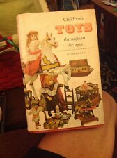 Children's Toys Throughout The Ages By Leslie Daiken 1963 illustrated HB W/ DJ