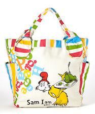 Dr.Seuss '' Sam I Am '' Tote  Bag  NWT