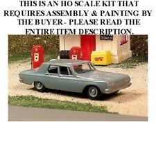 NEW RELEASE! HO SCALE KIT: 1964 PLYMOUTH SAVOY 4 DOOR SEDAN - SYLVAN KIT #V-263