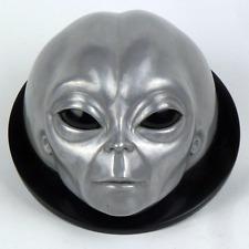 Escultura De Edición Limitada Gris Alienígena Extraterrestre (aluminio)