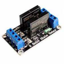 Modulo Relè SSR 2 Canali Relè a Stato Solido Arduino-Raspberry