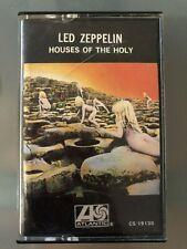 LED ZEPPELIN House of Holy CS 19130 Cassette Atlantic Recording