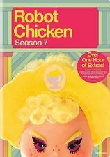 Robot Chicken: Season 7 (DVD,2015)