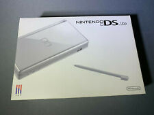 Nintendo DS Lite Silver Handheld System New Factory Sealed