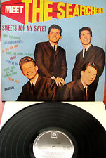 The SEARCHERS Meet the Searchers/Sweets for my sweet- LP- EX+ /NM - Pye- England