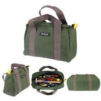 Multi-function Mechanics Tool Bag Canvas Storage Hand Tool Bag Portable Toolkit