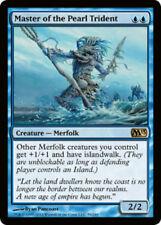 1x Master of the Pearl Trident Light Play, English Magic 2013 MTG Magic