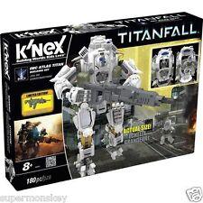 K'NEX TITANFALL IMC ATLAS TITAN BUILDING SET 180PCS KN69503