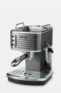 DeLonghi Scultura Siebträger Kaffeemaschine ECZ351.G
