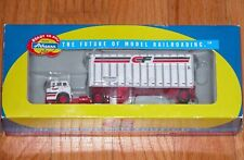 Athearn 91007 Ford C & 28' Wedge Trailer Consolidated Freightways Cf