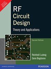 RF Circuit Design : Theory and Applications by Pavel Bretchko, Gene Bogdanov ...