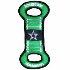 Dallas Cowboys NFL Football Field Pet Toy DOG CAT Heavy Duty Durable w Squeaker