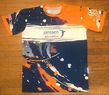 JAKROO Medium Cycling Jersey Janssen Pharmaceutical Medical Affairs Bicycle