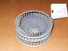BLOWER WHEEL FRONT FITS 01-07 CARAVAN 04-08 PACIFICA 01-03 VOYAGER FAN HEATER