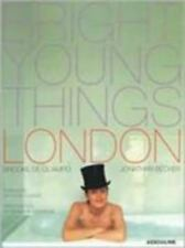 Bright Young Things London by Brooke De Ocampo 2003 Hardcover