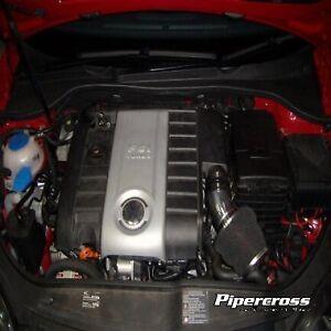 PK322 Pipercross Induction Kit for Volkswagen Golf Mk5 2.0 FSi Turbo GTi