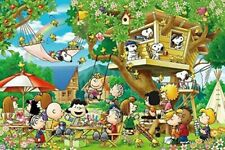 Epoch 1000 piece jigsaw puzzle PEANUTS Treehouse 50x75cm FA 11-558s