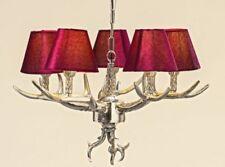 Lampadari da soffitto rossi salotto , Numero di luci 4-6