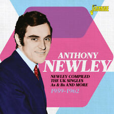Anthony Newley : Newley Compiled: The UK Singles As & Bs and More - 1952-1962